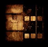 Película de la vendimia Imagen de archivo