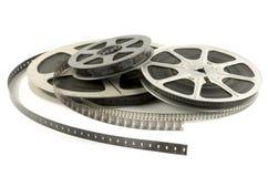 Película de rolo do cinema Fotografia de Stock