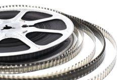 Película de rolo do cinema Fotos de Stock