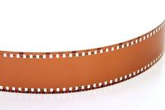 Película de rolo vazia Imagens de Stock Royalty Free