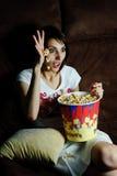 Película de terror Fotos de archivo libres de regalías