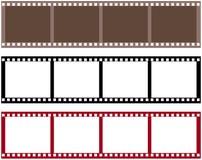 Película de tira Imagen de archivo