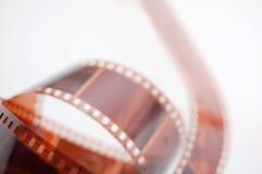 Película do negativo 35mm Imagens de Stock