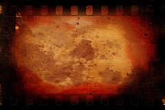 Película do vintage Imagens de Stock