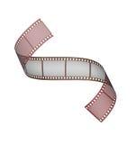 Película encrespada Fotografía de archivo libre de regalías