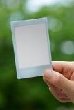 Película inmediata plana del PDA Fotos de archivo libres de regalías
