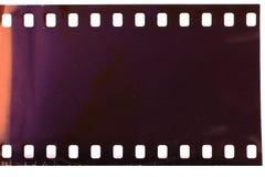 Película 35m m Fotos de archivo libres de regalías
