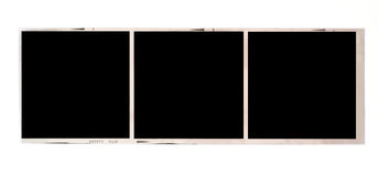 Película media del formato Imagenes de archivo