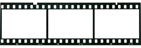 Película negativa Imagenes de archivo