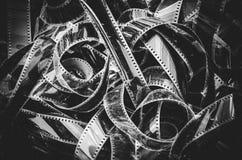 Película negativa de la foto foto de archivo libre de regalías