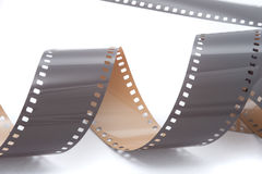 Película no branco Imagens de Stock