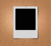 Película polaroid Fotos de archivo libres de regalías