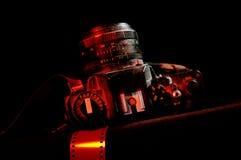 Película. Por-XX pelo século imagens de stock royalty free