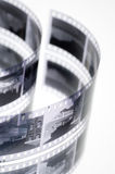 Película preto e branco fotos de stock