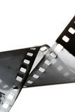 Película preto e branco Fotografia de Stock Royalty Free