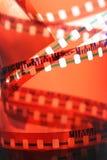 Película procesada de 35 milímetros Fotos de archivo