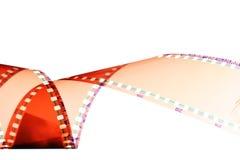 Película processada de 35 milímetros Fotos de Stock Royalty Free