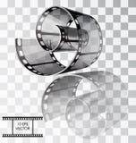 Película realista Ilustración del vector Fotografía de archivo