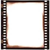 Película retra. Foto de archivo