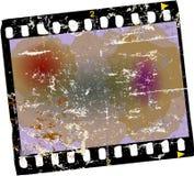 Película suja ilustração stock