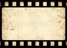 Película suja ilustração royalty free