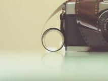 Película torcida Imagenes de archivo