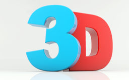 películas 3d Imagenes de archivo