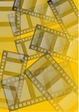 Películas Imagem de Stock