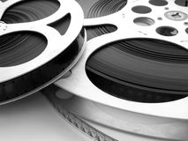 películas de 16m m imagen de archivo