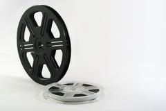 Películas de película Imagen de archivo libre de regalías