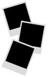 Películas polaroid foto de archivo libre de regalías