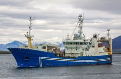 Pelagic Fishing Vessel Stock Photography