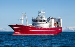 Pelagic Fishing Vessel Royalty Free Stock Photography
