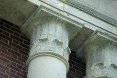 pelare arkivbilder