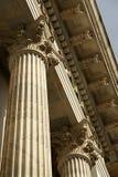 pelare 2 Fotografering för Bildbyråer