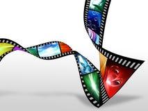 Película Imagens de Stock