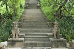 Peldaño de Khao Phanom. Fotografía de archivo libre de regalías