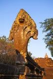 Peldaño de Prasat Hin Phanom Fotos de archivo