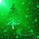 Pele-árvore Fotografia de Stock
