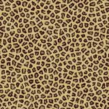 Pele do fundo da textura do jaguar imagem de stock