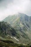 Peleaga Peak Royalty Free Stock Images