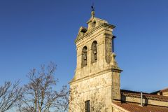 Peleas de Arriba, Ισπανία Στοκ εικόνα με δικαίωμα ελεύθερης χρήσης