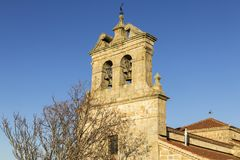 Peleas de Arriba, Ισπανία Στοκ Φωτογραφίες