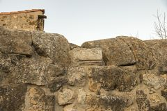 Peleas de Arriba, Ισπανία Στοκ Εικόνες