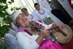 Peledysh payrem festival Royalty-vrije Stock Fotografie