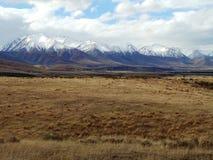 Gondor; Pelennor Fields, New Zealand Stock Photos