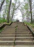 Pelerin kulle - Maria Radna Franciscan Monastery - Lipova, Arad, Rumänien Royaltyfria Foton