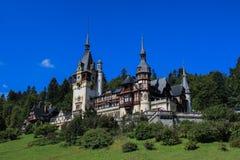 Peles城堡 库存图片