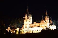 Peles城堡 图库摄影