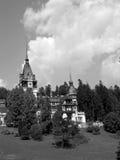 peles замока Стоковая Фотография